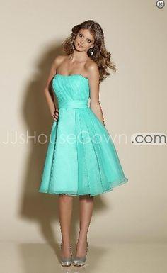 aqua chiffon bridesmaid dresses - Google Search