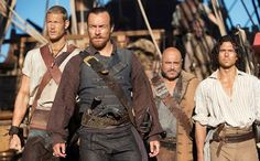 black sails   Black Sails is going to air its pilot episode on January 25th 9pm PT ...