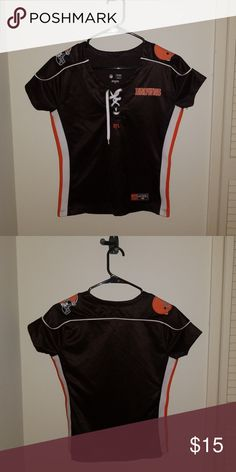 00506f78329 Cleveland Browns Womens Jersey Good condition! NFL Tops Tees - Short Sleeve  Cleveland Browns,