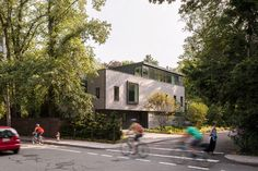 Cambridge House, Cambridge, MA Anmahian Winton Architects, Cambridge, MA