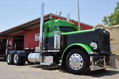 Custom Semi Truck Inventory-rigs,day cabs sale, financing, tandem dump trucks, buy day cab