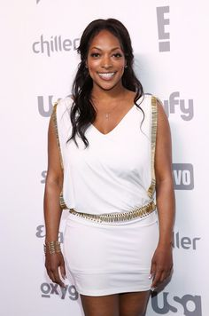 Kellita Smith Photos - Kellita Smith attends the 2015 NBCUniversal Cable Entertainment Upfront at The Jacob K. Javits Convention Center on May 2015 in New York City. Kellita Smith, Black Actresses, Actors & Actresses, Real Beauty, Beauty Women, Black Beauty, Z Nation, Celebs, Celebrities
