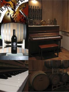 Sipping tonight from 6-9! Join us in the Port Cellar to sing along
