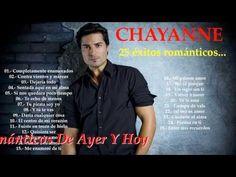 """CHAYANNE """"25 inolvidables"""" éxitos de ayer y hoy"""