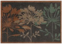 Seed Head - National Trust Collection Turtle Mat