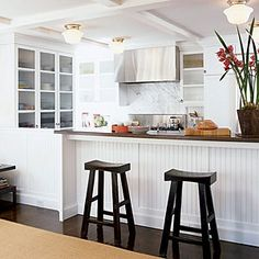 5 Aware Tips AND Tricks: Oak Wainscoting House wainscoting stairwell staircases.Wainscoting Bedroom House faux wainscoting board and batten. Basement Wainscoting, Beadboard Wainscoting, Wainscoting Nursery, Dining Room Wainscoting, Wainscoting Panels, Wainscoting Ideas, Bathroom Wainscotting, Basement Stair, White Beadboard