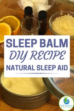 Natural Sleep Remedies, Natural Health Remedies, Herbal Remedies, Soap Recipes, Belleza Natural, Beauty Recipe, Essential Oil Uses, Homemade Beauty, Natural Medicine