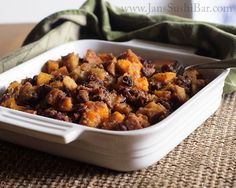 Winter Squash Casserole. This delicious and simple casserole is perfect for a chilly autumn day - or your holiday table.