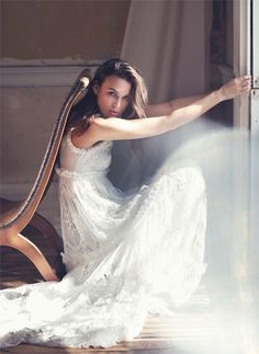 The Edit Magazine October 2014 | Keira Knightley by David Bellemere