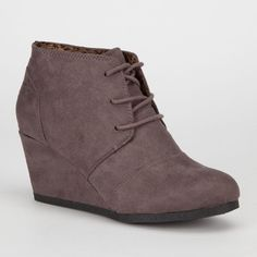 CITY CLASSIFIED Rex Womens Wedges 215213110 | Heels & Wedges from Tilly's
