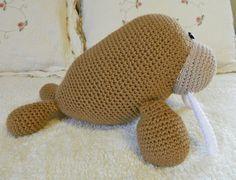 walrus crochet pattern free - Google Search