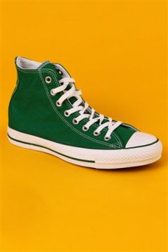 ba21c86c1b54 Converse All Star High Top in Green