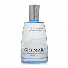 Gin Mare, mediterranean gin, 42,7% alc., 0,7 liter