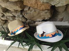 Summer kids hat collection