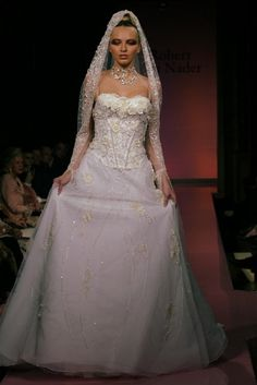 Robert Abi Nader - Couture spring - summer 2007
