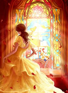 Princesses Fanarts discovered by Hydre Lana on We Heart It