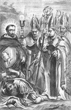 "The Cathars: Who's Who In The Cathar War: Dominic Guzmán - ""Saint Dominic"""