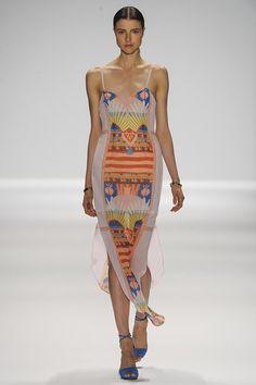 Romantic slip dress at Mara Hoffman