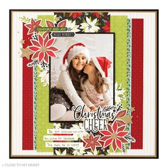 Document the most wonderful time of the year with our festive scrapbooking products. Shop now.
