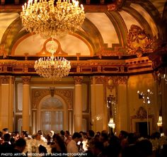 Truffles Catering at the Historic Belvedere | Baltimore - Baltimore