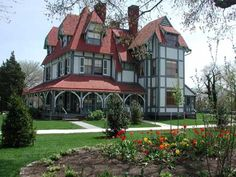 old cape may photos | Cape May - Emlen Physick Estate