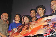 Trailer and music launch of film Rang Rasiya