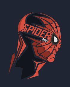 #Spiderman #popheadshots