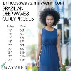 Hair bundle deals offered at http://princessways.mayvenn.com Bundle and Save today. 30 Day Quality Guarantee! Free Shipping! Don't forget you get 15% your order until July 4th. You can also bundle and save!! Why are you still buying low quality hair extensions? #Diva #Instaglam #bundledeals #bundlesale #beauty #HairSale