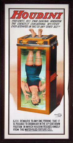 This Day in History: Oct 31, 1926: Houdini is dead http://dingeengoete.blogspot.com/ http://1.bp.blogspot.com/-GSTGh_YhbI8/Tbkh0ftsnJI/AAAAAAAAEBg/aawOD8KXvg0/s1600/houdini16.jpg