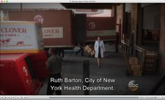 """Agent Carter, Episode 2 """"Ruth Barton, City of New York Health Department."""" (1 of 3)"""