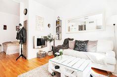 37 m² bien organizados por fastighetsmaklarna