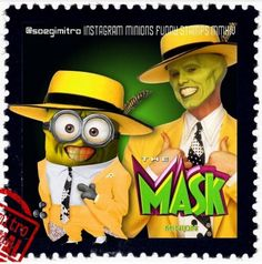 The Mask.. I'm smokin'