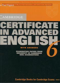 Cambridge certificate in advanced english 6 by Erwin Blanco - issuu Advanced English Grammar, English Exam, Teaching English Grammar, English Grammar Worksheets, English Tips, English Idioms, English Fun, English Book, English Lessons