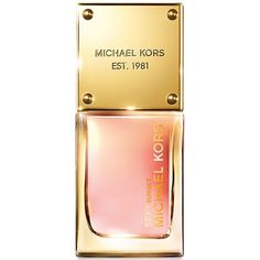 Michael Kors Sexy Sunset Eau de Parfum Spray, 1 oz (£45) ❤ liked on Polyvore featuring beauty products, fragrance, beauty, no color, eau de perfume, michael kors, michael kors fragrance, eau de parfum perfume and spray perfume