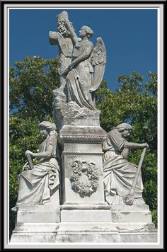 Magnolia Cemetery in Charleston, SC