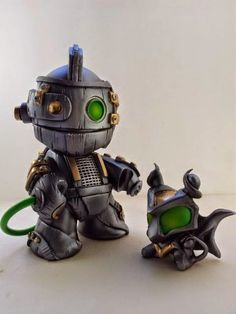 Tenacious Toys Blog: Custom of the Month (The Customizers FB-group)