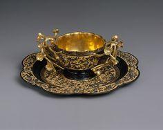 Japan, 1731, Tea Cup and Saucer