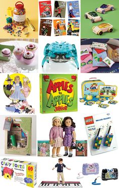 Holiday Gifts for Kids!