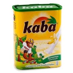 kaba banana bananen milch