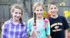 If pressed, triplets McKenzie, Carlee and Kincade Begley will admit that they don't hate each other. 13 Year Olds, Triplets, Cute Kids, Charity, Teen, Hate, Writing, Motivation, Fashion