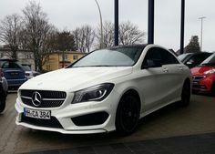 Mercedes CLA250 ♥