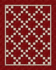 Nine Patch Inspiration - Quilting Tutorial from ConnectingThreads.com - variations on nine patch