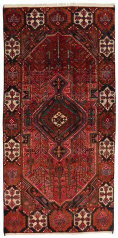 Tuyserkan - Hamadan Persialainen matto 287x139