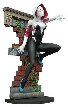 Marvel+Gallery+statuette+Spider-Gwen+Diamond+Select