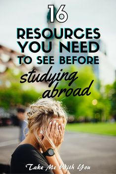 Thinking of studying abroad? We've got you covered. Check out these 16 must-read resources