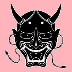 250+ Hannya Mask Tattoo Designs With Meaning (2020) Japanese Oni Demon Japanese Demon Mask Tattoo, Japanese Hannya Mask, Japanese Tattoo Art, Hanya Mask Tattoo, Oni Tattoo, Calf Tattoo, Tattoos, Japanese Mask Meaning, Oni Demon