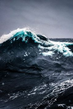 Rough Seas - The Southern Ocean roils and licks at the gunwales of the NIWA rese. Rough Seas - The Southern Ocean roils and licks at the gunwales of Water Aesthetic, Blue Aesthetic, Aesthetic Gif, Aesthetic Videos, Aesthetic Vintage, Sea And Ocean, Ocean Ocean, Ocean Deep, Ocean Storm