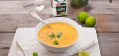 Gulrotsuppe med lime Foto: TINE