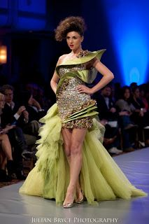 Julian Bryce: Couture Fashion Week Fall 2011: Amal Sarieddine