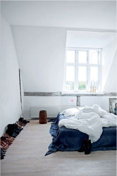 From Femina.dk. The home of Rikke Rasmussen, co-owner of the Moshi Moshi Mind webshop.